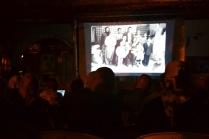 projection de photographies anciennes