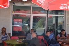 le festival dans les rues d'ortahisar