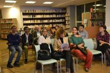 conférence à l'institut français de baku