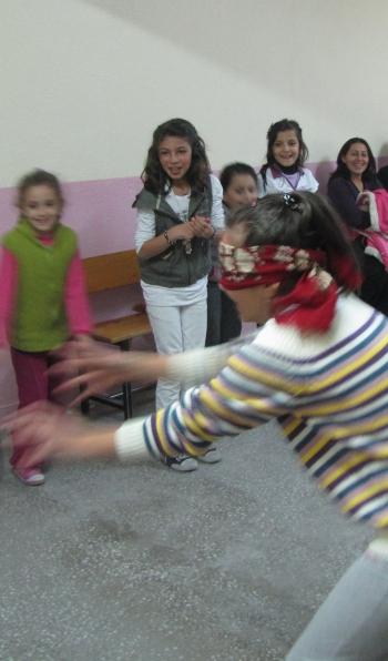 atelier enfants à ortahisar